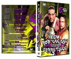 ECW Rob Van Dam vs. Jerry Lynn DVD-R Set, Extreme Championship Wrestling WWE RVD