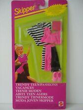 Mattel Barbie SKIPPER Trendy Teen Fashions - CD1992 - #65255 - NRFC