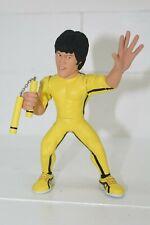"""DSG146 Bruce Lee Sélectionner Jaune Combinaison 7/"""" Action Figure DIAMOND SELECT TOYS"""