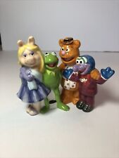 Disney Muppet Character's Salt & Pepper Shakers
