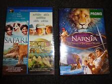 HOLLYWOOD SAFARI w/SECRET OF THE ANDES & CHRONICLES OF NARNIA--DAWN TREADER