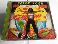 PETER TOSH No Nuclear War: Remastered CD UNPLAYED MINT 724353885229 [B11]