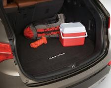 OEM 2013-2017 Hyundai Santa Fe Sport CARPET CARGO MAT (BLACK, 4Z012ADU00)