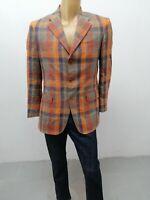 Giacca CERRUTI1881 Uomo Taglia Size 50 Jacket Man Veste Homme  Acetato P 7427