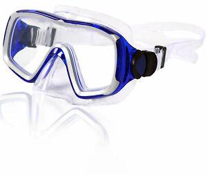 AQUAZON NIZZA Tauchmaske Taucherbrille Schwimmbrille Schnorchelbrille