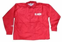 Justin Bieber All Access Purpose 2016 Tour Red Windbreaker New Official Pacsun