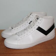 Pony Topstar Hi Tops Sneakers Men's 7.5 Vintage Style