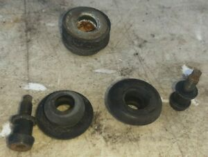 (3pc) 06-10 Pontiac Solstice 2.4 Air Box Mounting Rubber Grommets Hardware