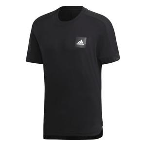 Adidas Mens ID 3-Stripes DP3105 T-Shirt Black 2XL 48/52