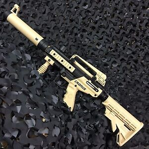 NEW Tippmann Cronus Paintball Gun - Tactical Edition - Tan/Black (T141003)