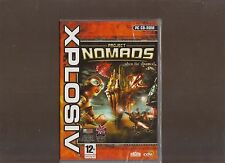 PROJECT NOMADS AFTER THE DISASTER. GREAT ACTION/RPG/STRATEGY GAME FOR PC. NEW!!