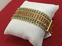 Ethnic Indian Traditional Fashion Bollywood Women Jewelry Hand Chain Bracelet