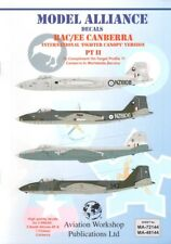 Model Alliance Decals 48144 1:48 BAC / EE Canberra B(I)2 with `Fighter' Canopy