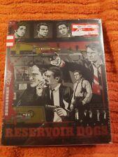 Reservoir Dogs Blu Ray Mondo Steelbook Us New
