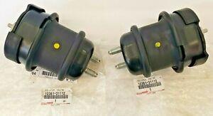 LEXUS OEM FRONT ENGINE MOUNT SET 2006-2013 IS350 / IS250 (ALL WHEEL DRIVE /ATM)