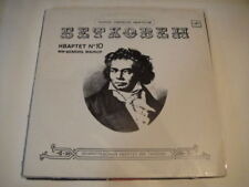 Taneyev QUARTET: BEETHOVEN – Quartet No. 10 in (environ 25.40 cm) E Flat Major LP