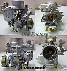 PEUGEOT 404 Carburetor 34 PBICA - Solex type - NEW RECENTLY MADE