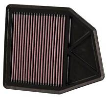 K&N HIGH FLOW AIR FILTER FOR HONDA CROSSTOUR 2.4 2012-2015 33-2402