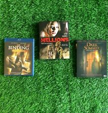 Scream Factory Blu Ray Bundle Lot Brand New IFC Midnight Horror + OOP Slipcovers