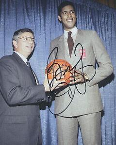 Brad Daugherty Cleveland Cavaliers Auto Signed 8x10 Photo B2 COA GFA