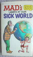 MAD'S DAVE BERG LOOKS AT OUR SICK WORLD HTF L@@K WOW!!!