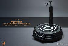 HOT TOYS Action-TT LED Power Illuminated Turntable Figure Stand 1/6