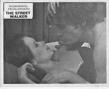 THE STREET WALKER photo SYLVIA KRISTEL/JOE DALLESANDRO 1977 b/w publicity still