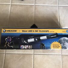 MEADE RB-60 - 60MM LAND AND SKY TELESCOPE & TRIPOD