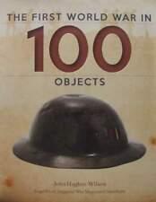 LIVRE/BOOK : PREMIÈRE GUERRE MONDIALE dans 100 objects (first wolrd war,WW1)