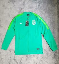 Men's Nike Atletico Nacional Dry Squad Jacket 883770-398 Light Green sz S M L XL
