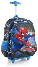 New Spiderman Rolling Backpack for kid's-18 inch wheeled backpack