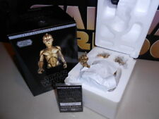 Star Wars 2013 Gentle Giant SDCC McQuarrie Concept C-3PO Mini Bust ~ #756/1008