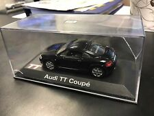 ******RARE: MINICHAMPS Audi TT Coupe 1998 Black 1:43*****