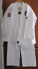 Taekwondo Dobok Gi, Uniform, Suit - Size 4 - 170cm - Adult