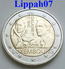 Luxemburg speciale 2 euro 2018 Guillaume UNC