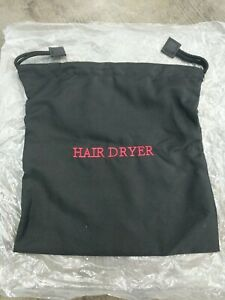 """12""""x12"""" for Home, Hotel Travel Bag, Hair Dryer Bags Storage"""