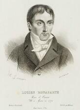 GARNIER; DUCARME, Porträt des Lucien Bonaparte, Lithografie