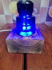 Insulator electric cobalt Belarus  Neman  RARE