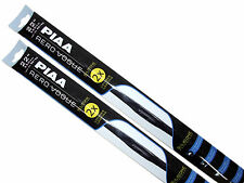 "Piaa Aero Vogue Windshield Wiper w/ Silicone Blades (22""/22"" Set) Made in Japan"
