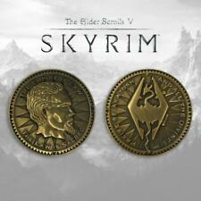 The Elder Scrolls V Limited Edition Numbered Rare Collectors Coin Skyrim GIFT