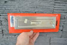 Façade de boîte à lettres entrée de courrier avec porte-étiquette DECAYEUX