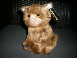 Peluche chat anima neuf avec étiquettes,20 cms