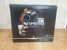 Nespresso Citiz & Milk, schwarz, unbenutzt in OVP inkl. laufender Garantie
