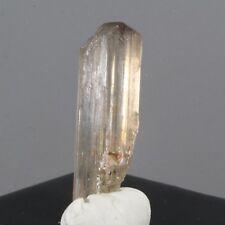 16.85ct Yellow Scapolite Crystal Gem Mineral Morogoro Tanzania Tanzanian 24