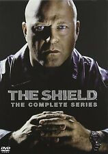The Shield komplette Seasons 1-7 DVD Serie setzt TV Show Collection Episoden Lot