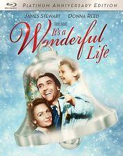 IT'S A WONDERFUL LIFE (1946 Platinum edition)  BLU RAY - Region free