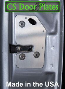 Jeep Cherokee (XJ) 97-01 PASSENGER door latch repair & reinforcement plate