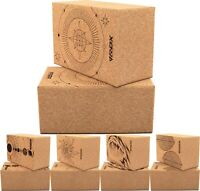 Yoga Tiguar Block Natural Beech Wood YOGAMATTERS Cork Brick 1 block