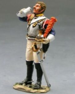 KING & COUNTRY THE AGE OF NAPOLEON NA123 FRENCH CUIRASSIER DRINKING MIB