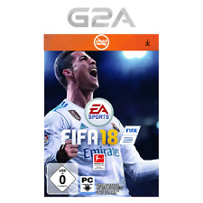 FIFA 18 Key [Fussbal PC Spiel] EA ORIGIN Digital Download Code [DE] [EU] NEU